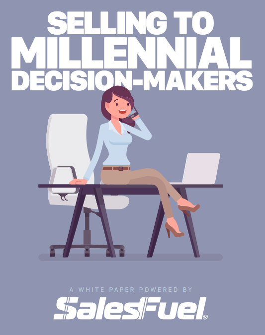 Selling to Millennials WP